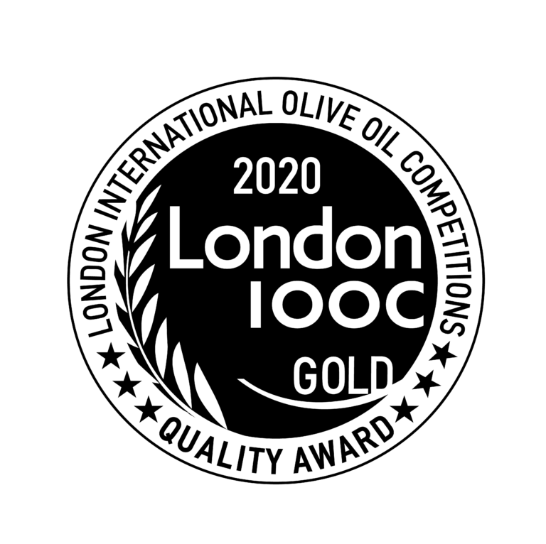 London International Olive Oil Competition 2020 Gold Award